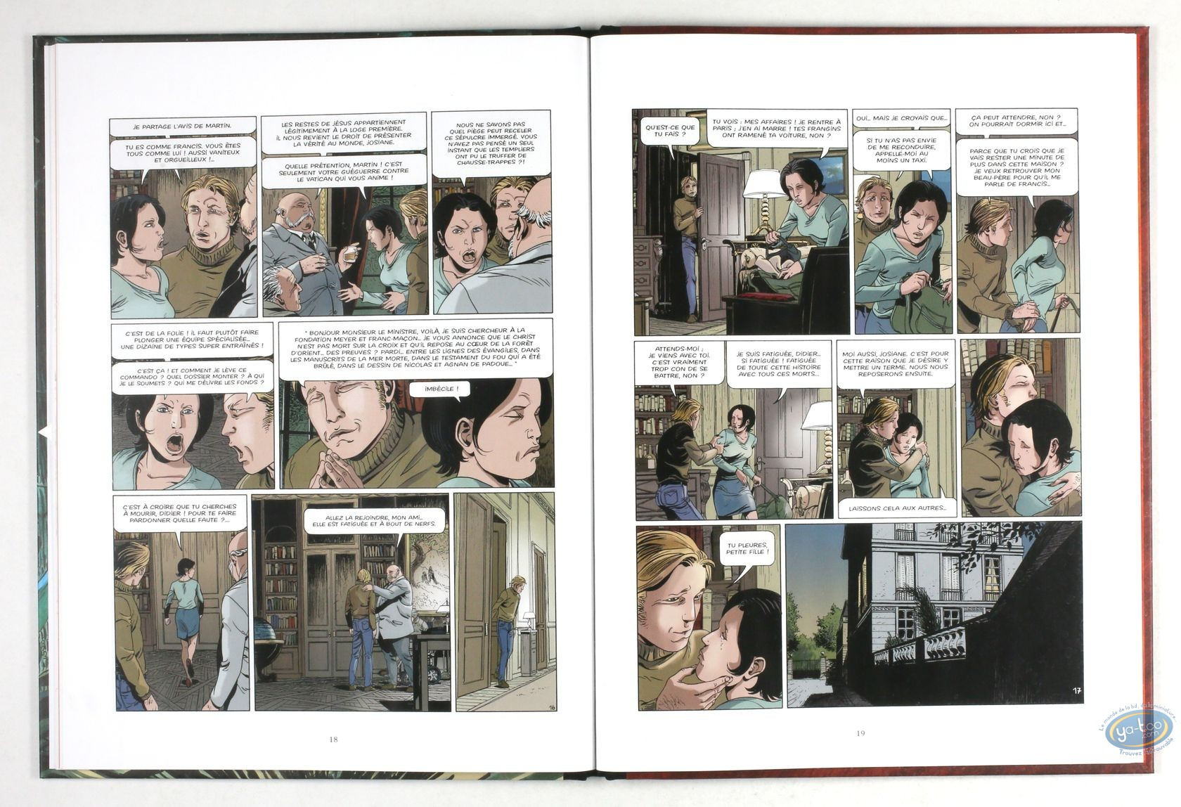 Special Edition, Triangle Secret (Le) : L'Imposteur