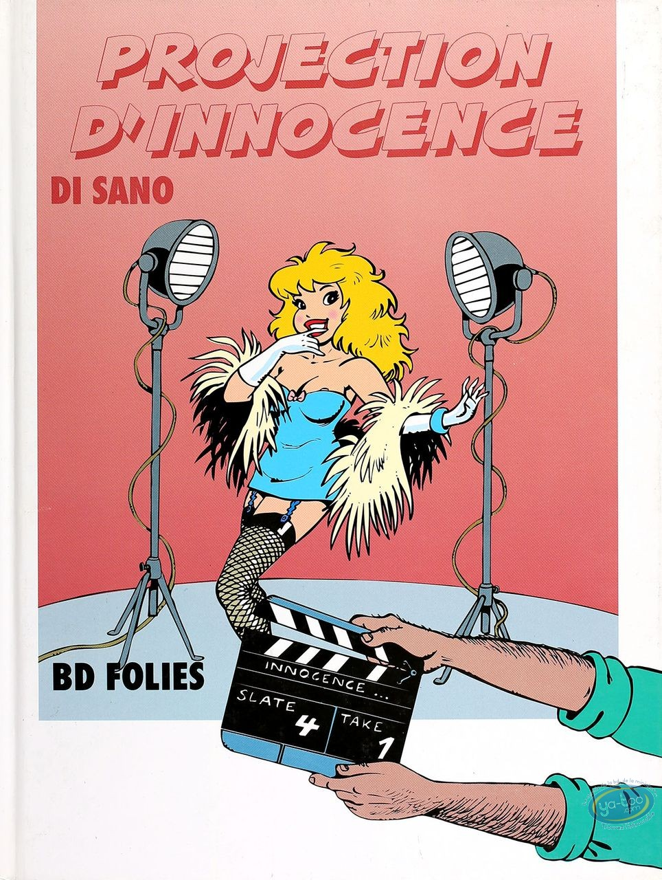 Adult European Comic Books, Blagues Coquines : Projection d'innocence