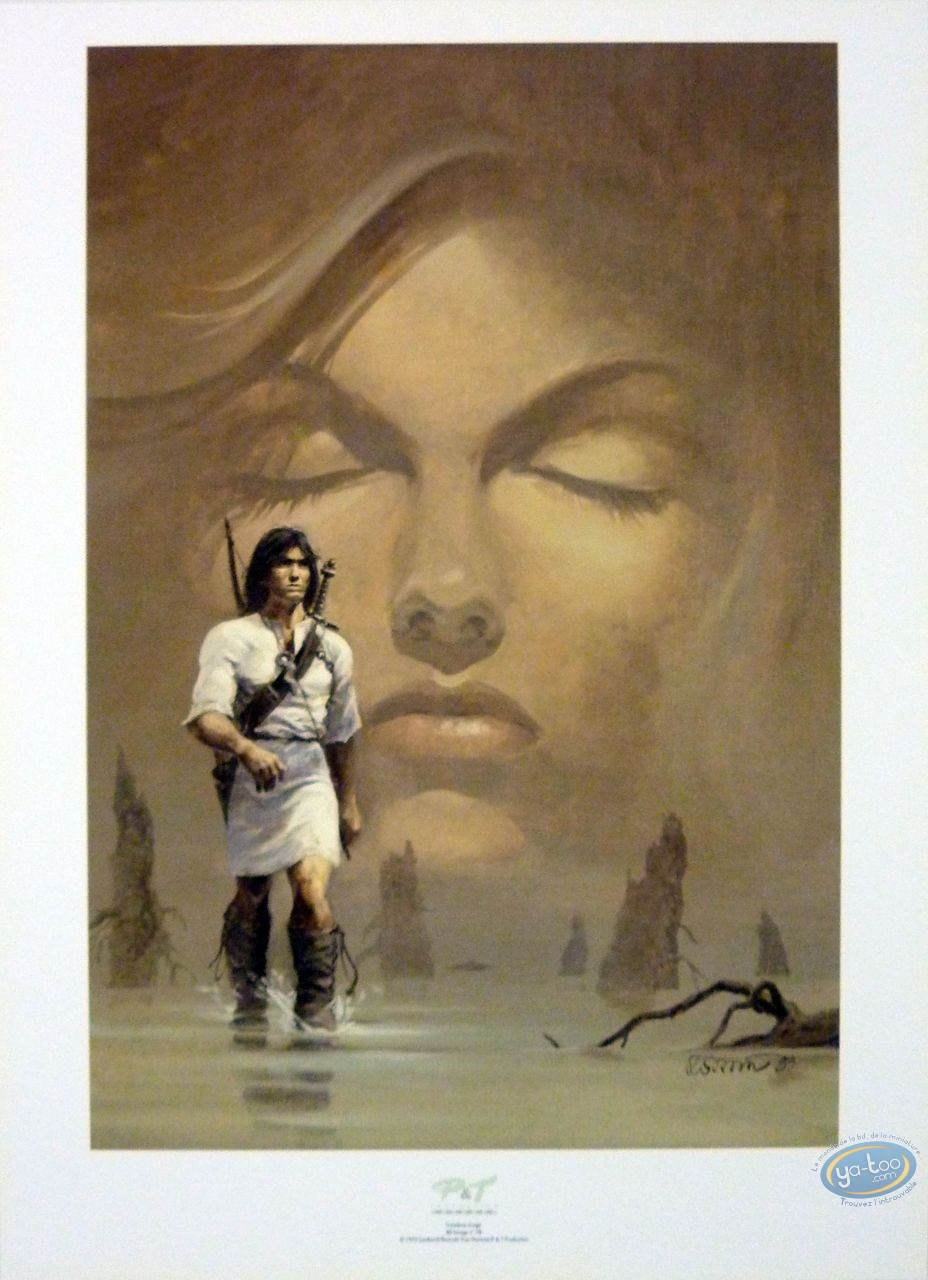 Offset Print, Thorgal : Beyond the Shadows