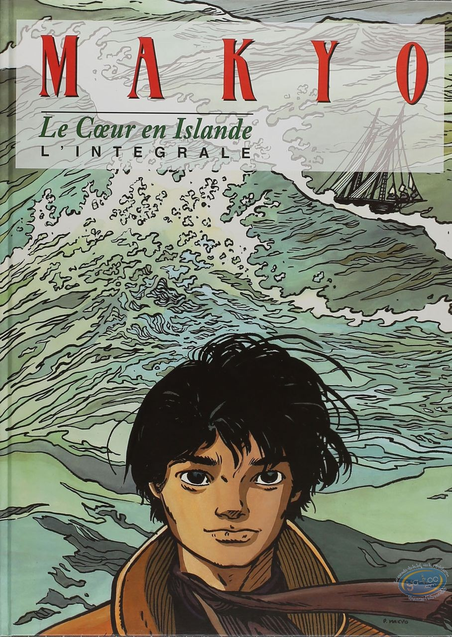 Limited First Edition, Coeur en Islande (Le) : L'Integrale