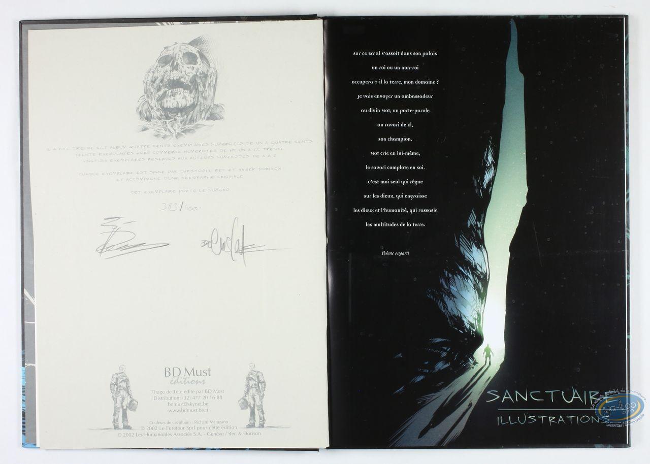 Limited First Edition, Sanctuaire : Le Puits des Abimes