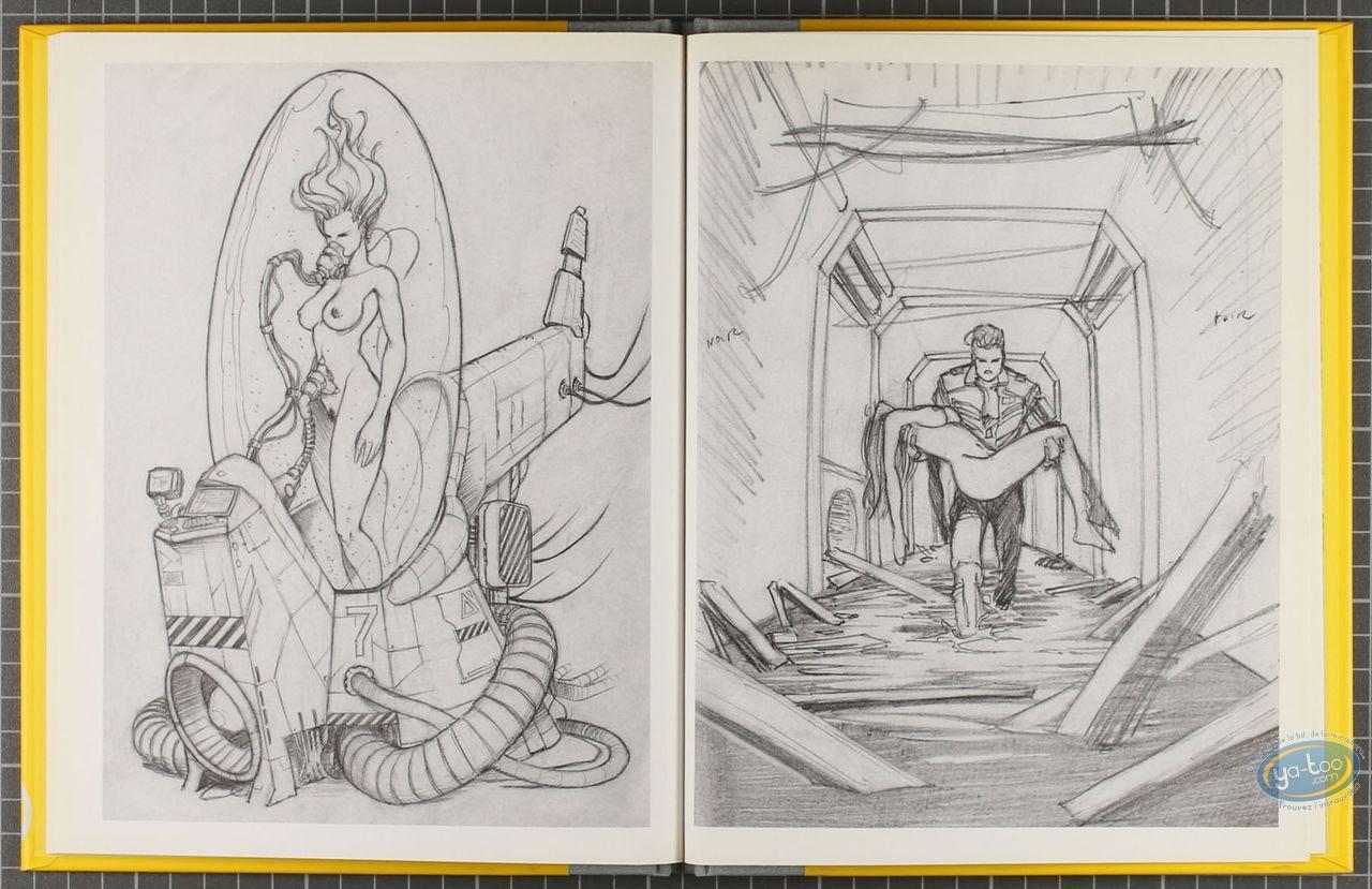 Sketchbook, Golden City : Golden City