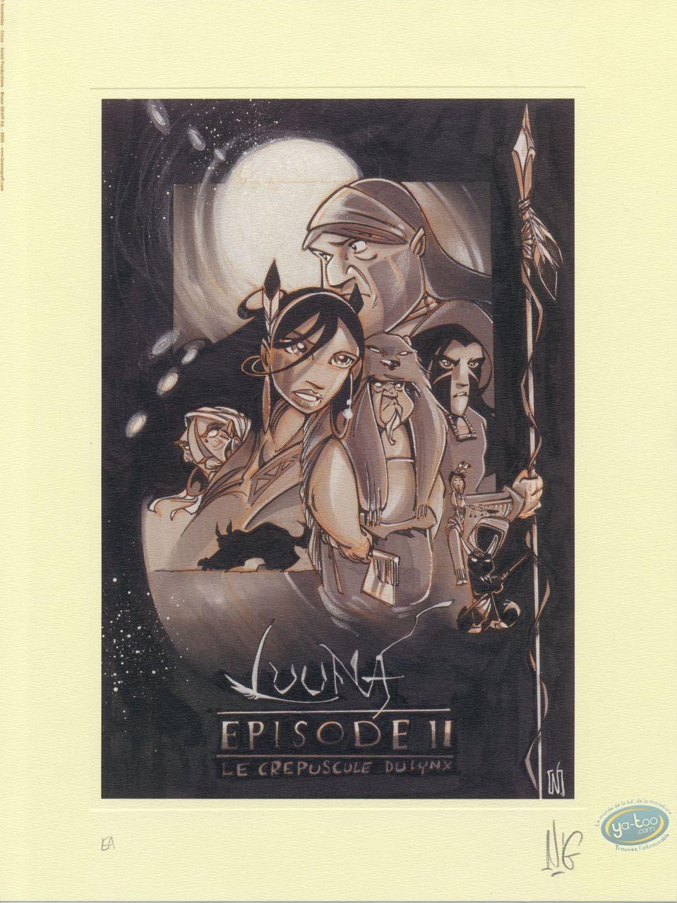 Offset Print, Luuna : Episode II (variant)