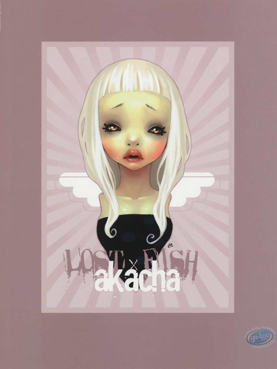 Offset Print, Lostfish : Akacha
