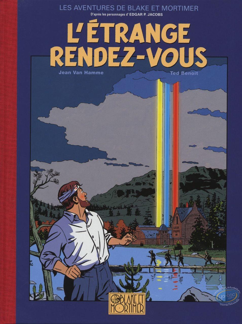 Special Edition, Blake and Mortimer : L'Etrange Rendez-Vous