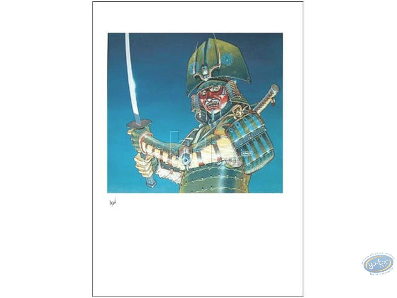 Offset Print, Vent des Dieux (Le) : The Gods' Wind