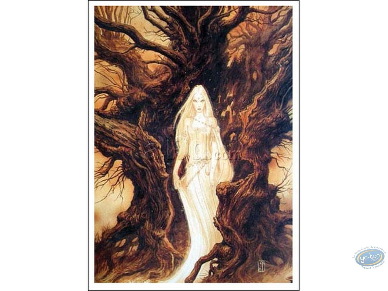 Offset Print, Morgane's Shadow