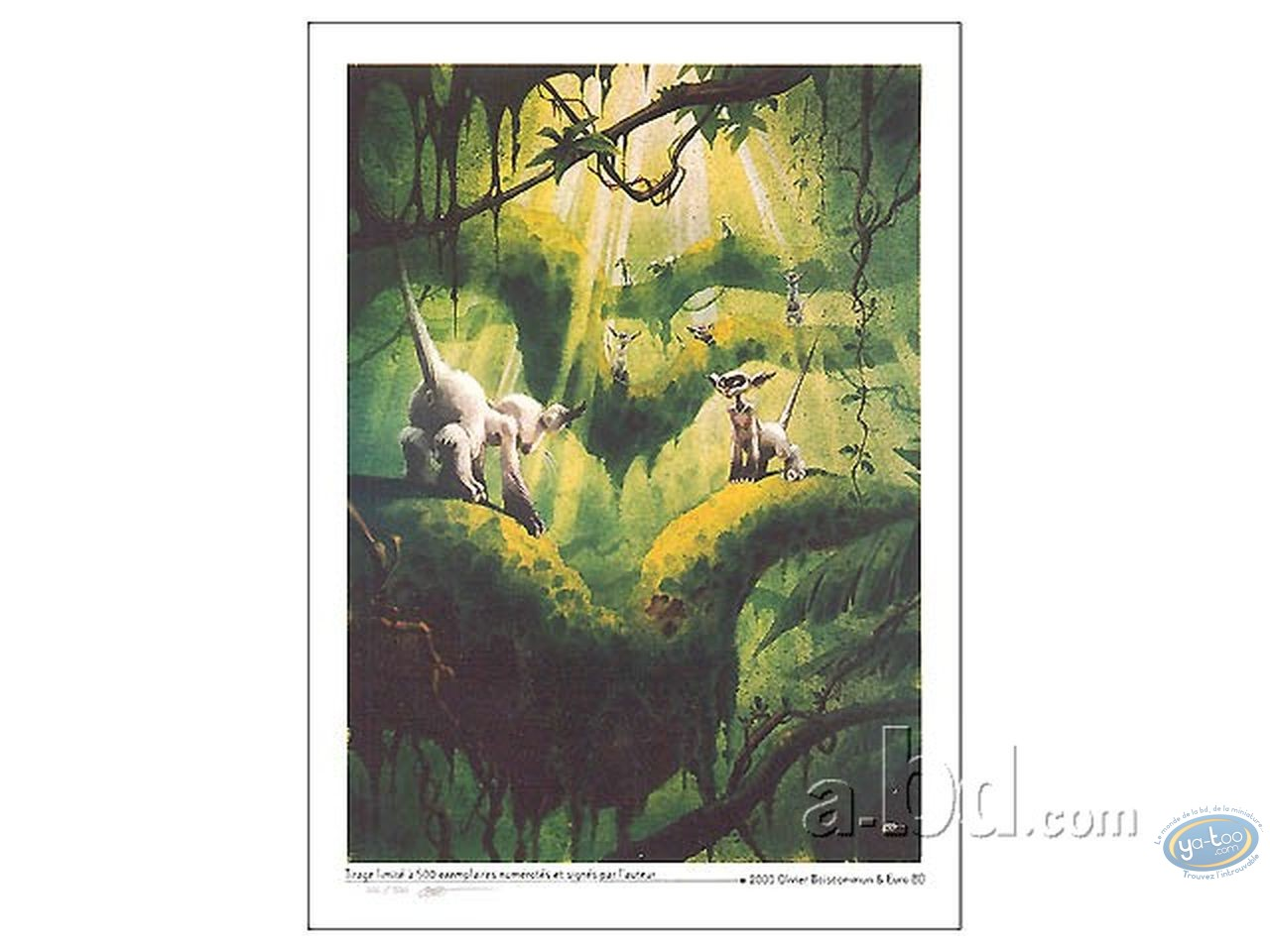 Offset Print, Forest