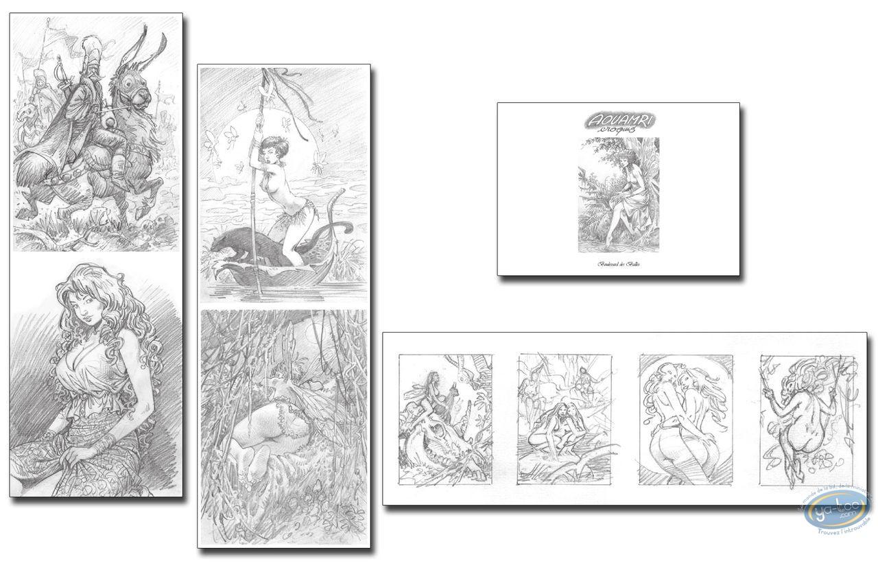 Sketchbook, Quête de l'Oiseau du Temps (La) : Aouamri