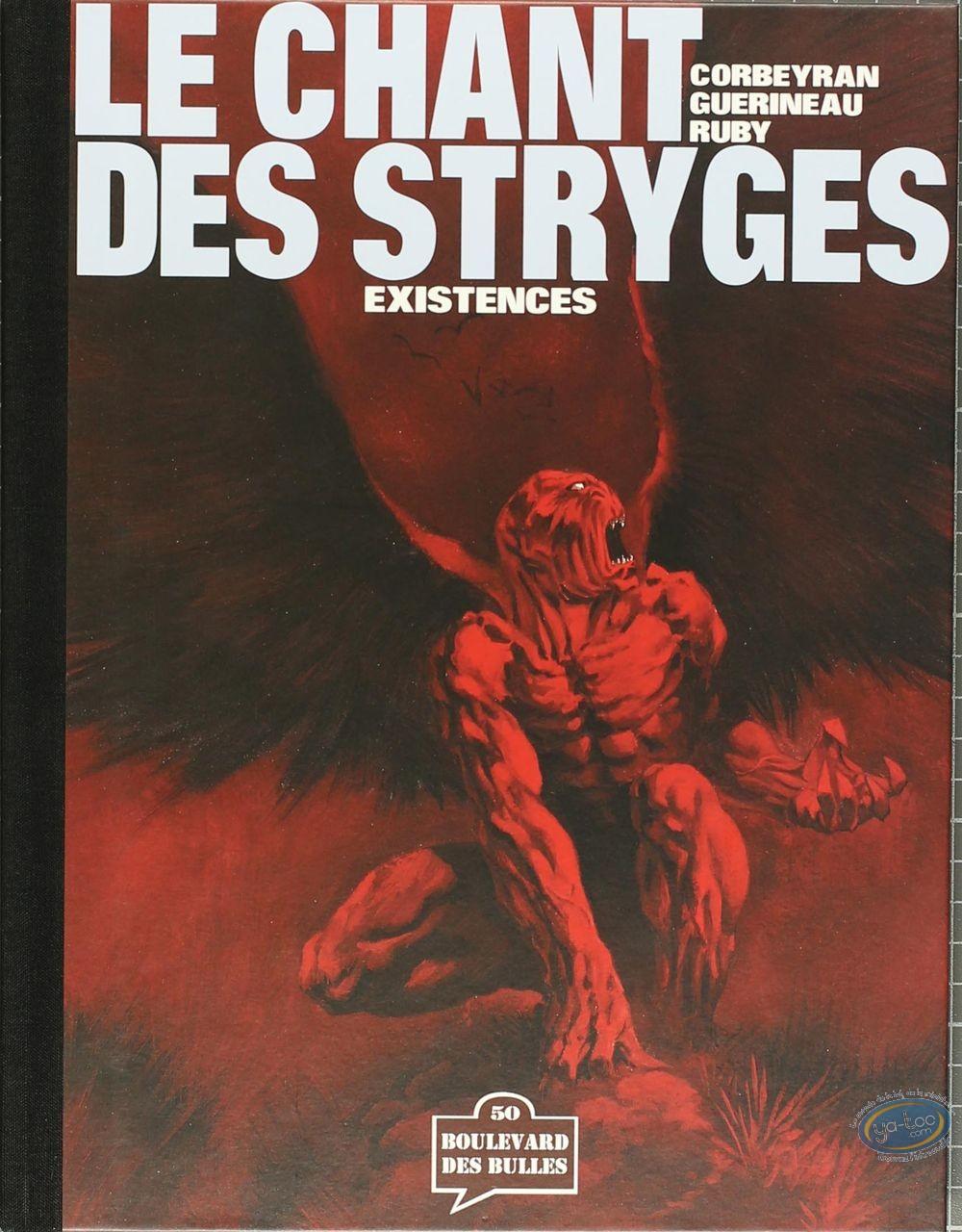 Special Edition, Chant des Stryges (Le) : Existences