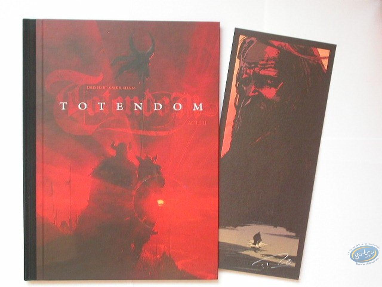 Special Edition, Totendom : Totendom : Acte 2