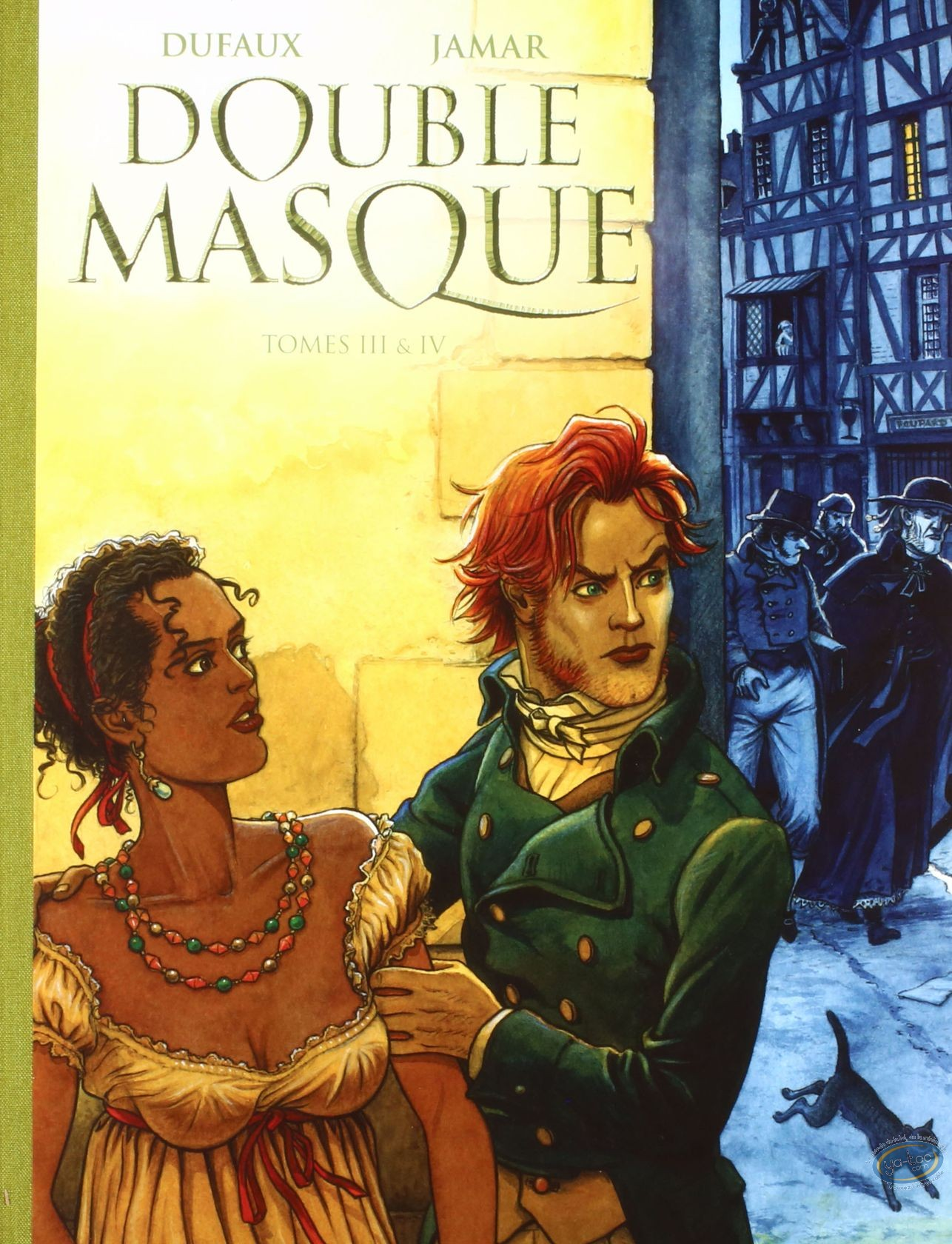 Double Masque - tome 3 - Archifou (French Edition)