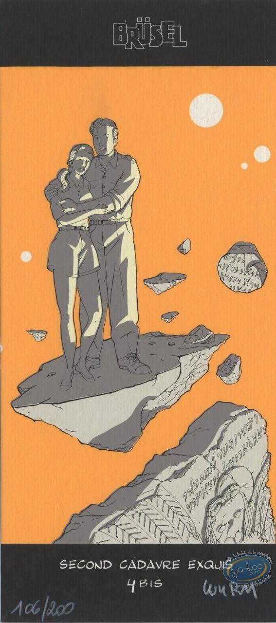 Bookplate Serigraph, Rochester (Les) : Couple