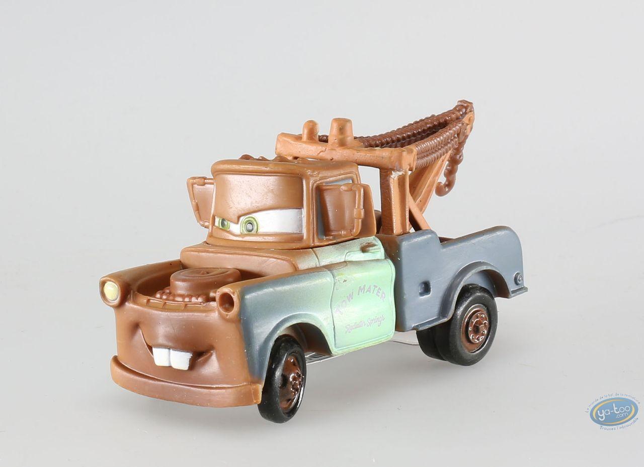 Plastic Figurine, Cars : Mater