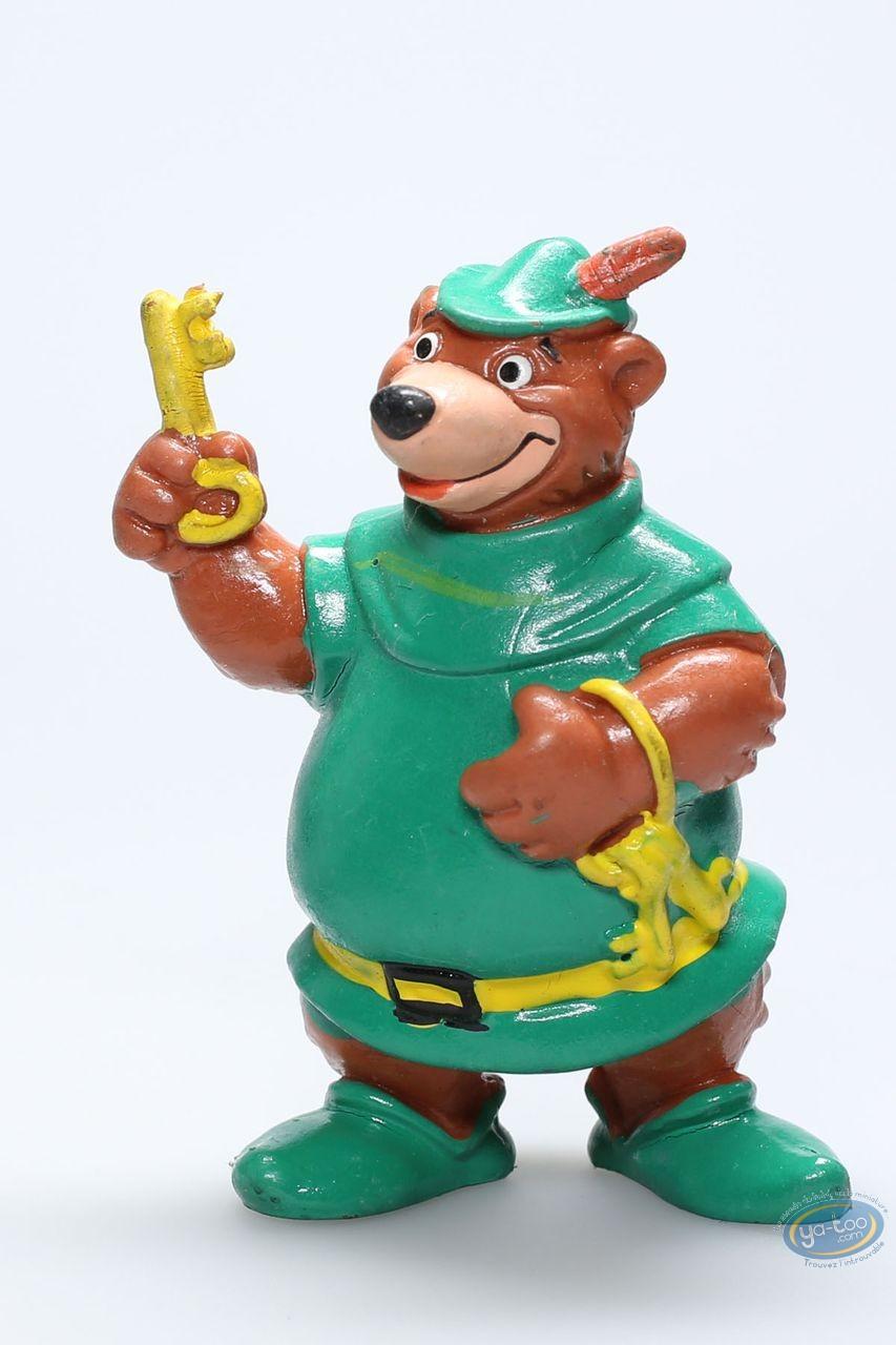 Plastic Figurine, Robin des Bois : Little John, Disney
