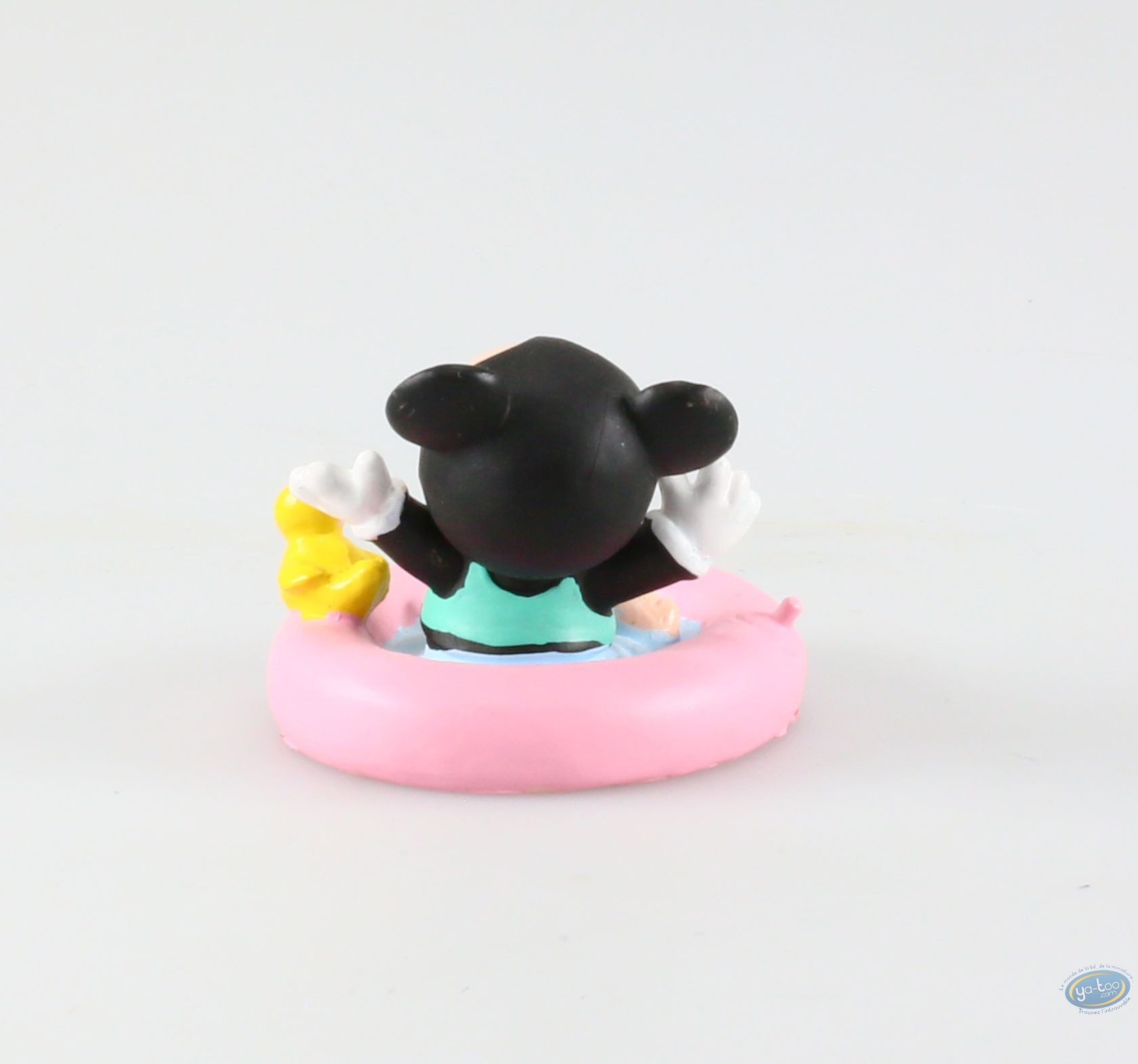 Buy online Plastic Figurine - Mickey Mouse - Mickey in the swimming ...