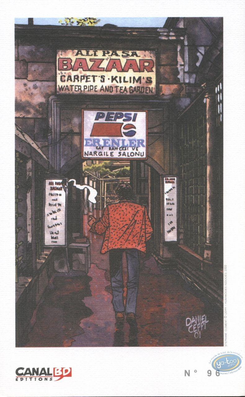 Bookplate Offset, Stéphane Clément : Bazaar