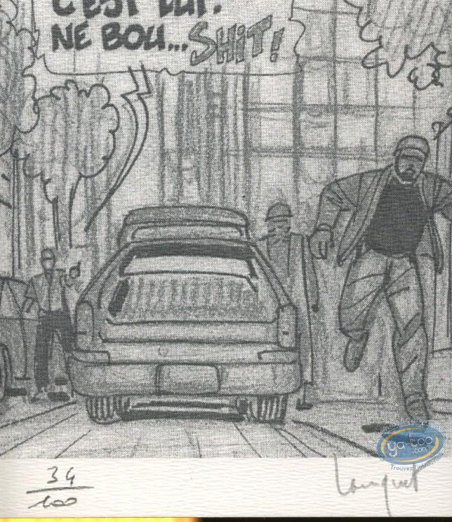 Bookplate Offset, Alvin Norge : Enveloppe