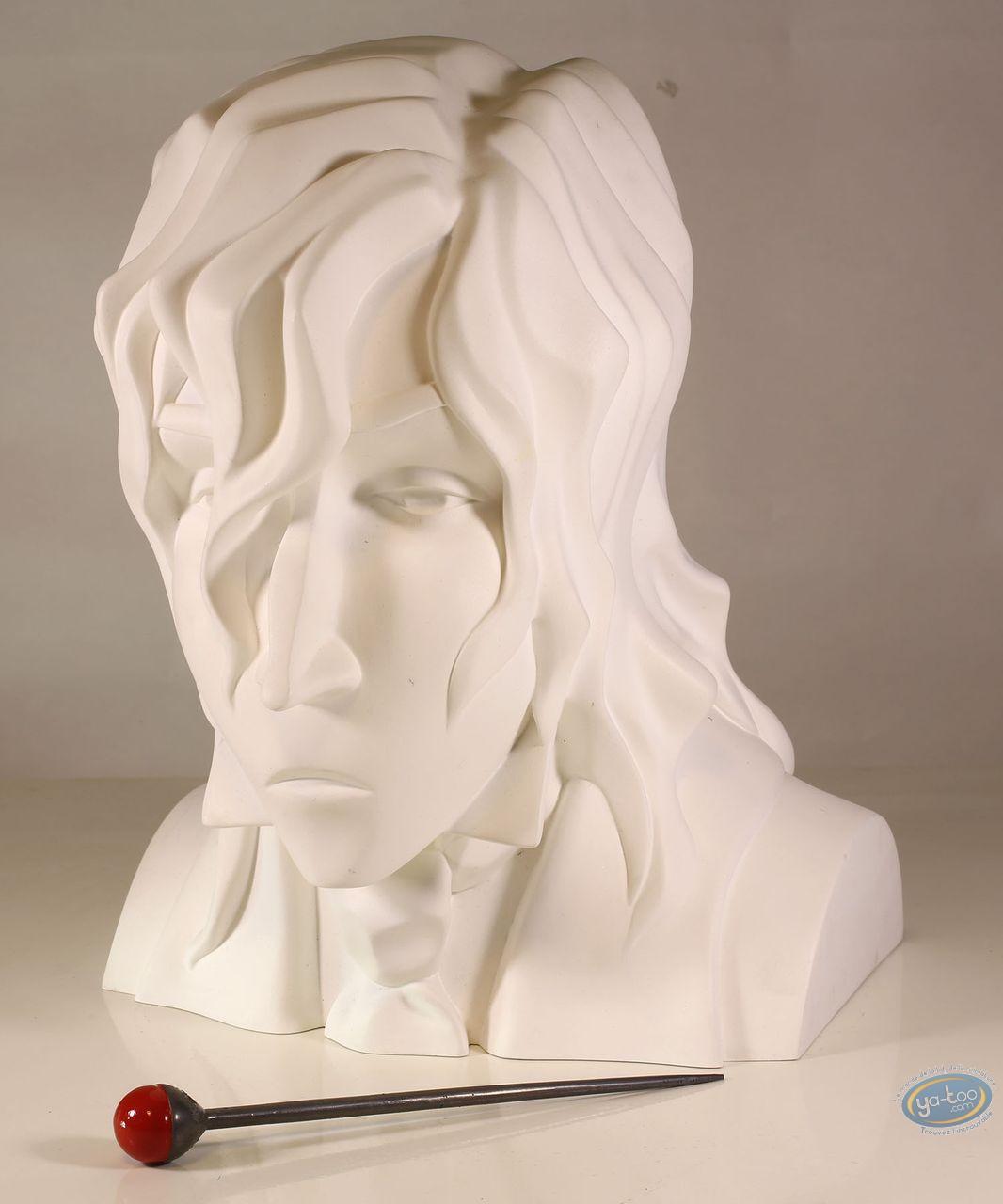 Resin Statuette, Sambre : Bernard Sambre Bust (luxe)