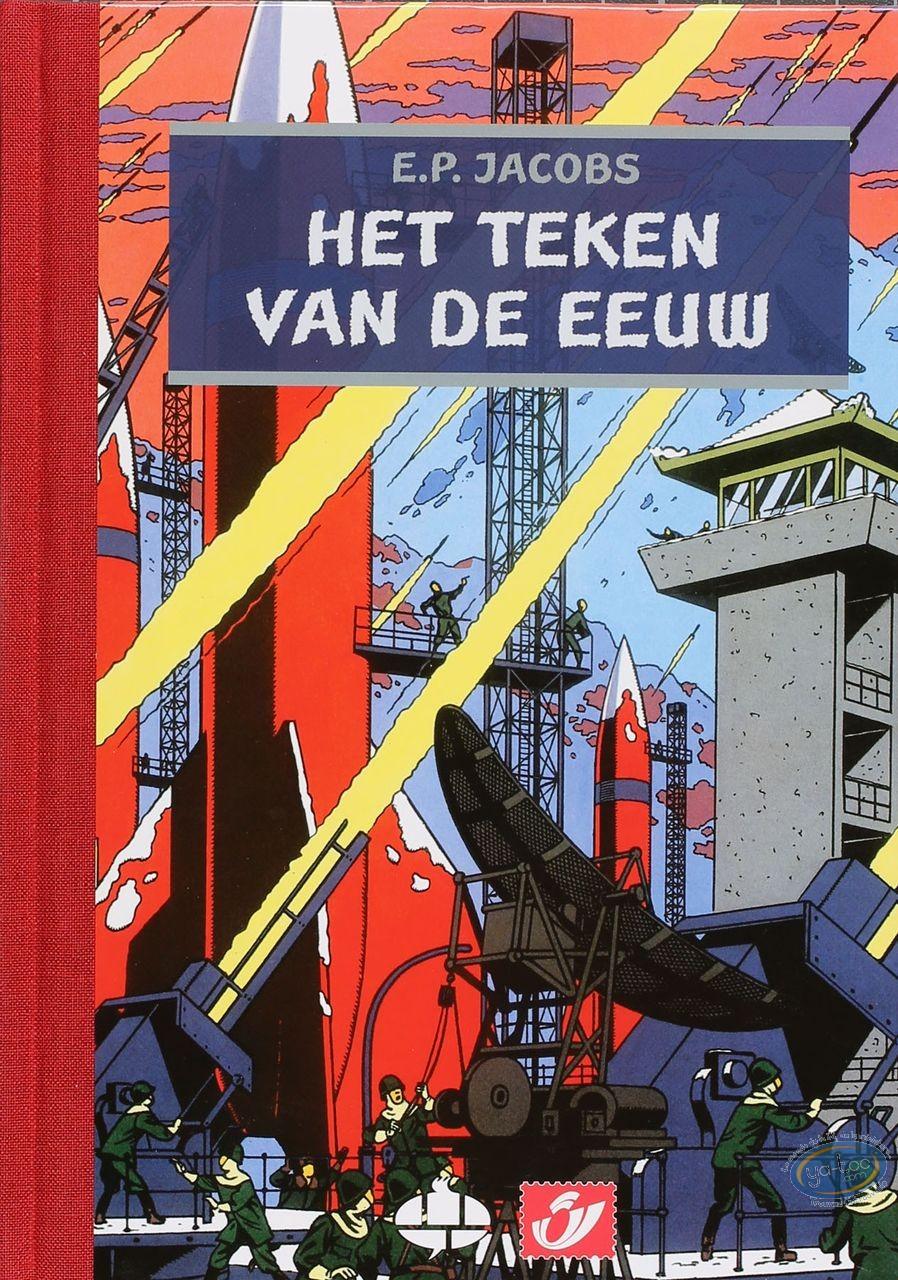 Album + Stamp, Blake and Mortimer : Het Teken Van De Eeeuw (NL)