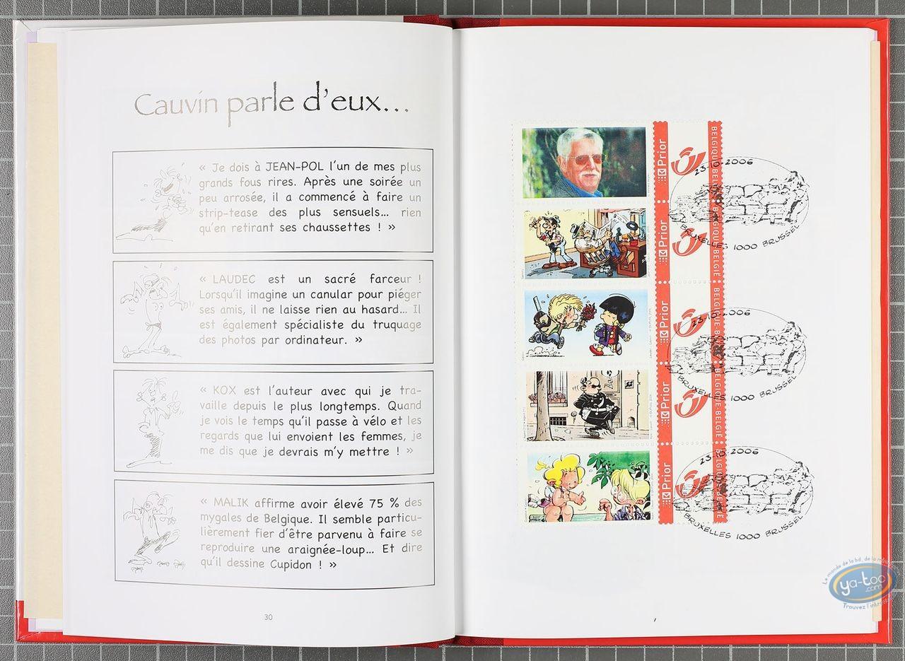 Album + Stamp, Les Duos de Cauvin
