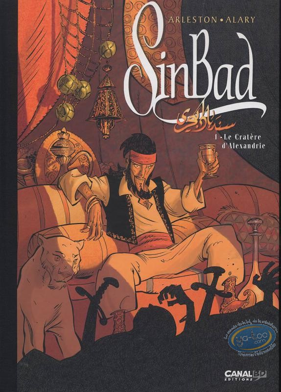 Special Edition, Sinbad : Le Cratere D'Alexandrie