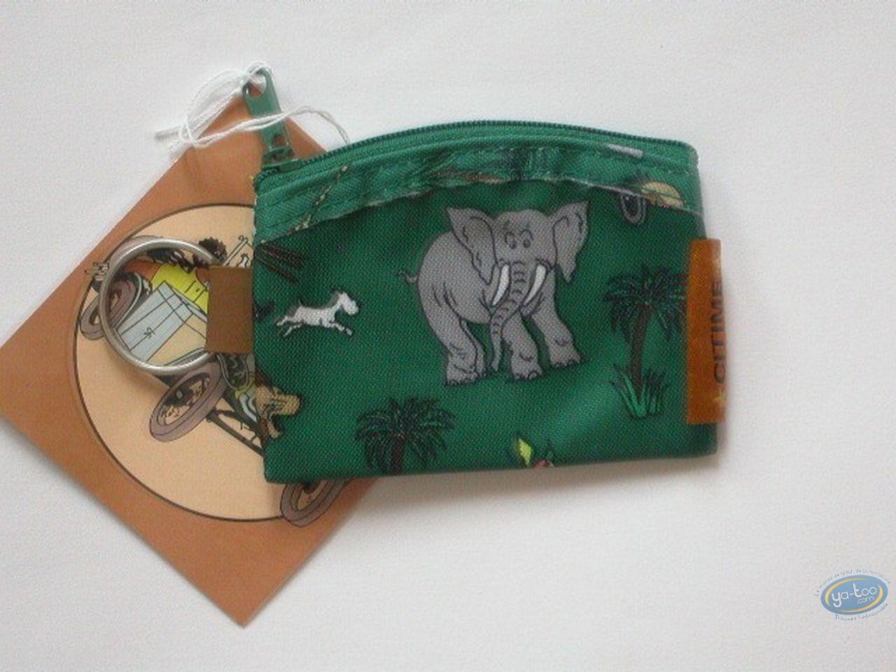 Luggage, Tintin : Purse, Tintin green
