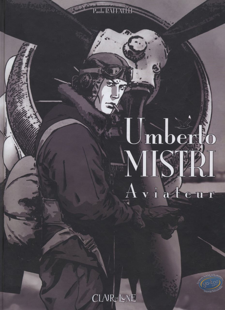 Reduced price European comic books, Umberto Mistri : Aviateur