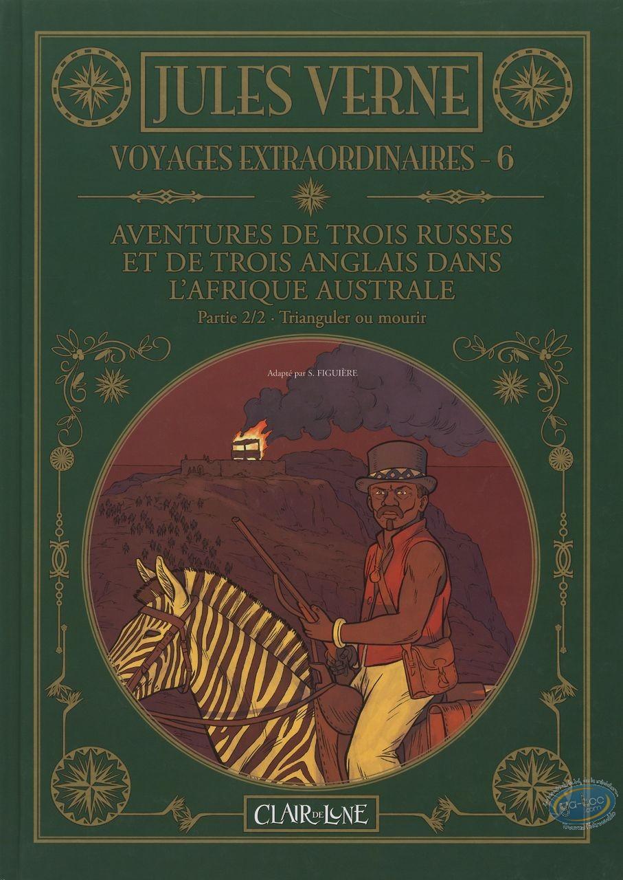 Reduced price European comic books, Voyages Extraordinaires : T6 - Aventures de 3 russes et de 3 Anglais - Partie 2