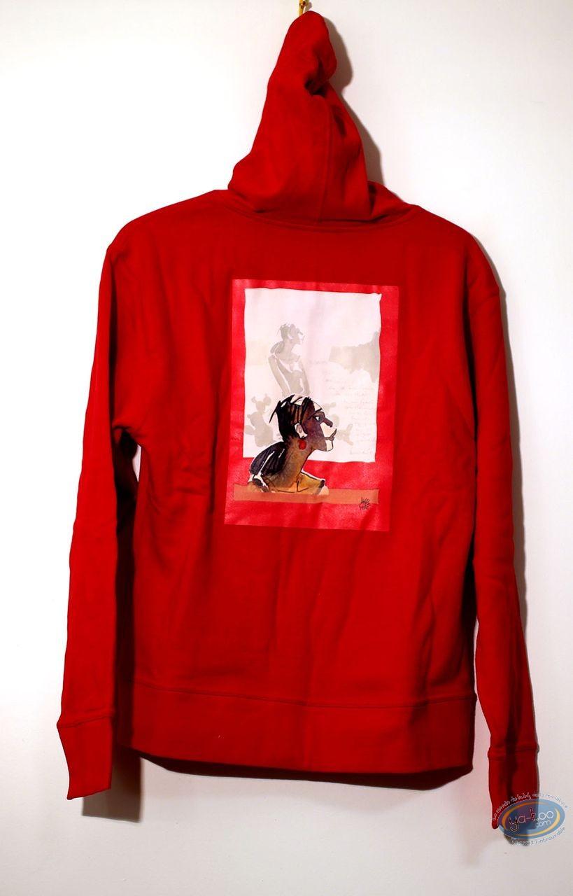 Clothes, Corto Maltese : Sweat-shirt, Corto Maltese : Hood Woman 04-02 size XS