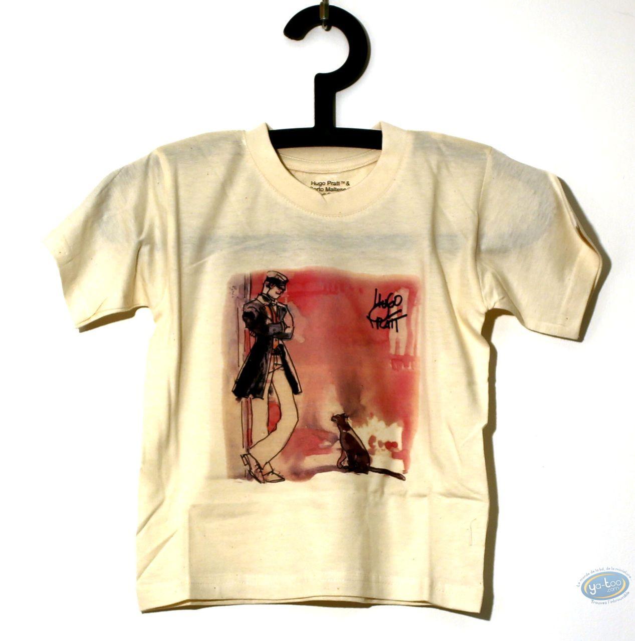 Clothes, Corto Maltese : T-shirt, Corto Maltese : Kid 08/01 - 3/4 years