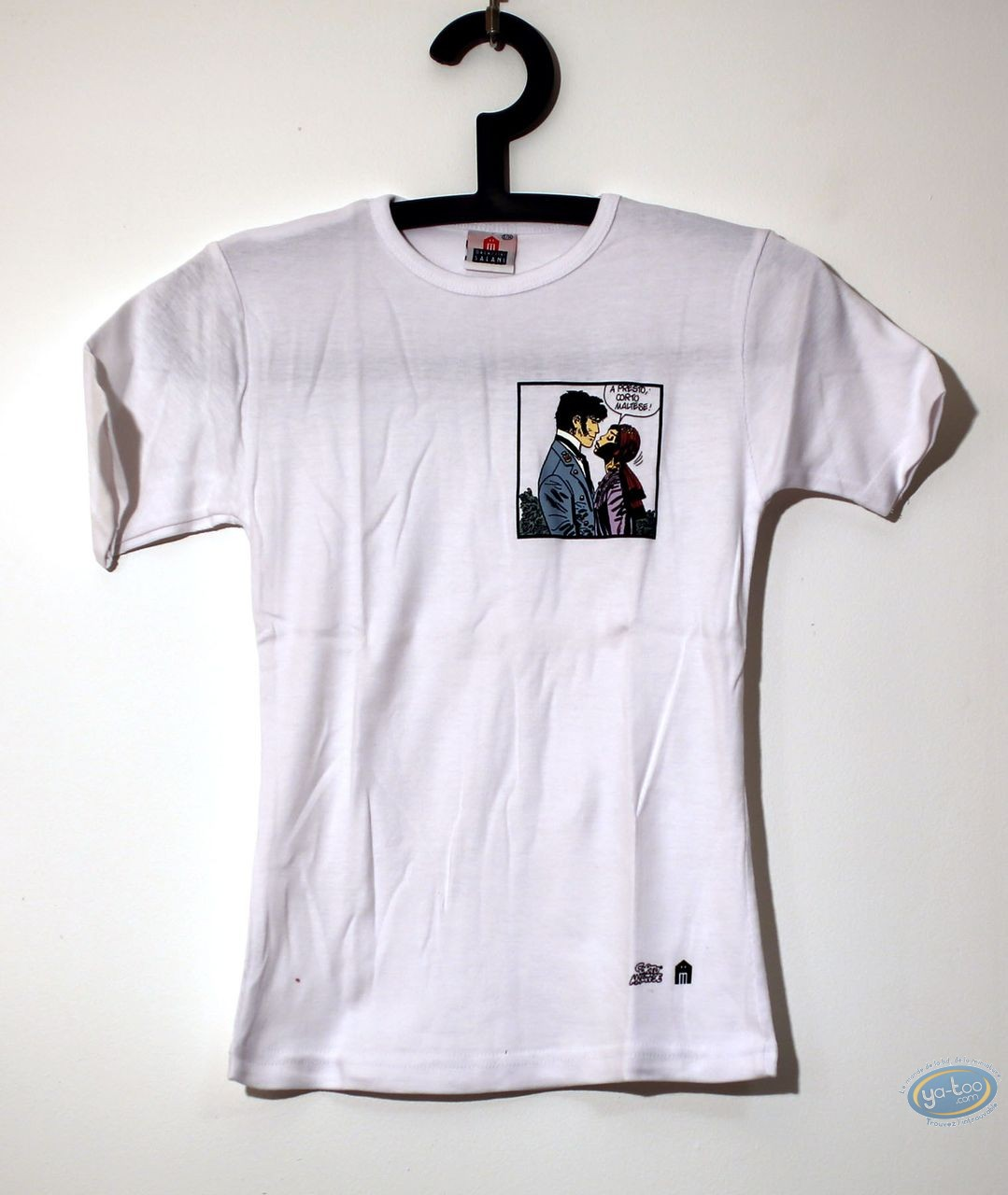 Clothes, Corto Maltese : T-shirt, Corto Maltese : Lady Morgany size S/M