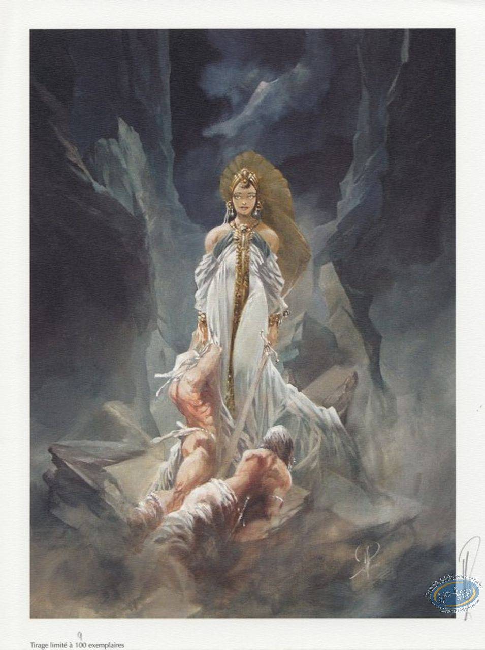 Offset Print, Varanda : The Salves