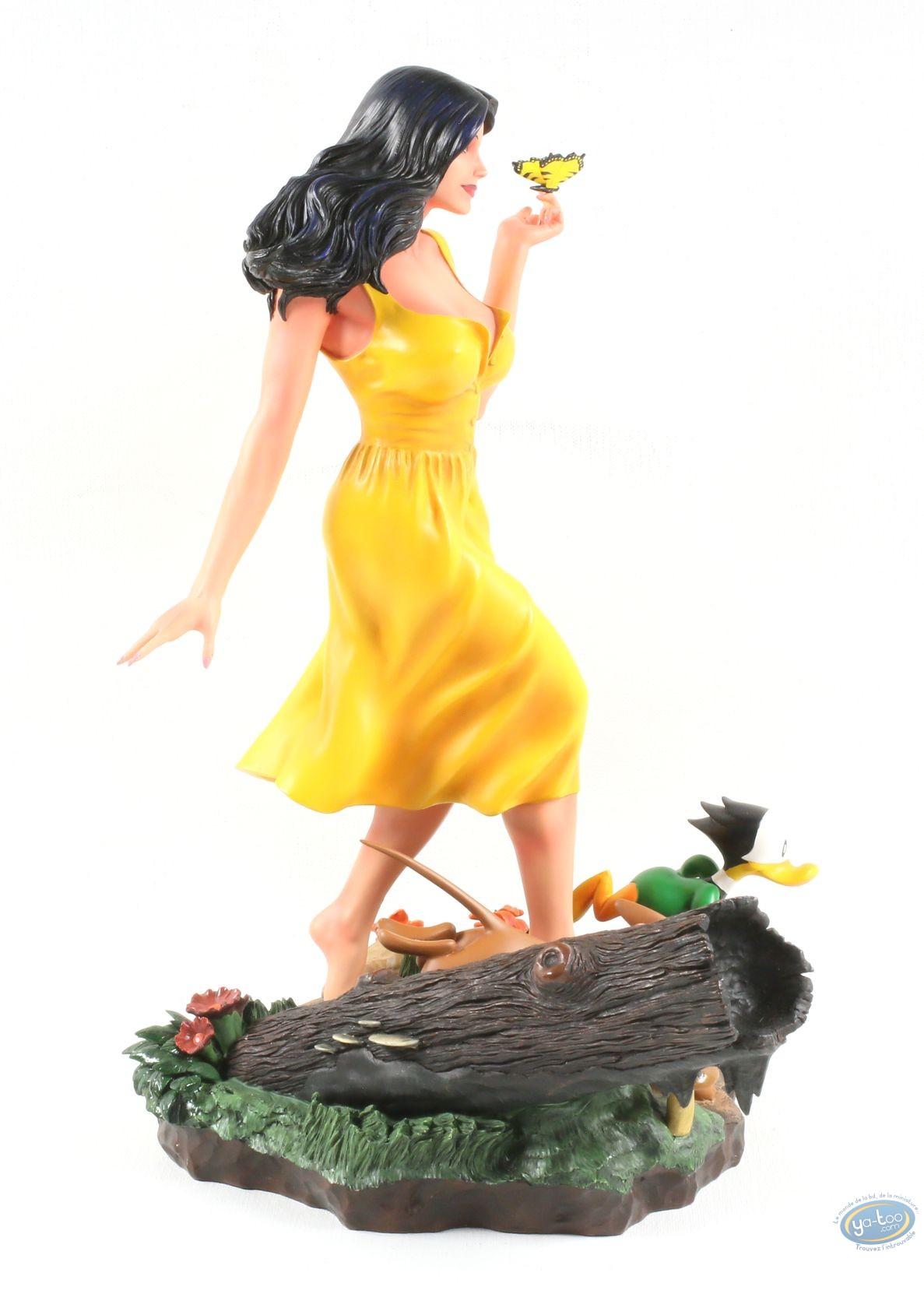 Resin Statuette, Liberty Meadows : Liberty Meadows : Brandy statue