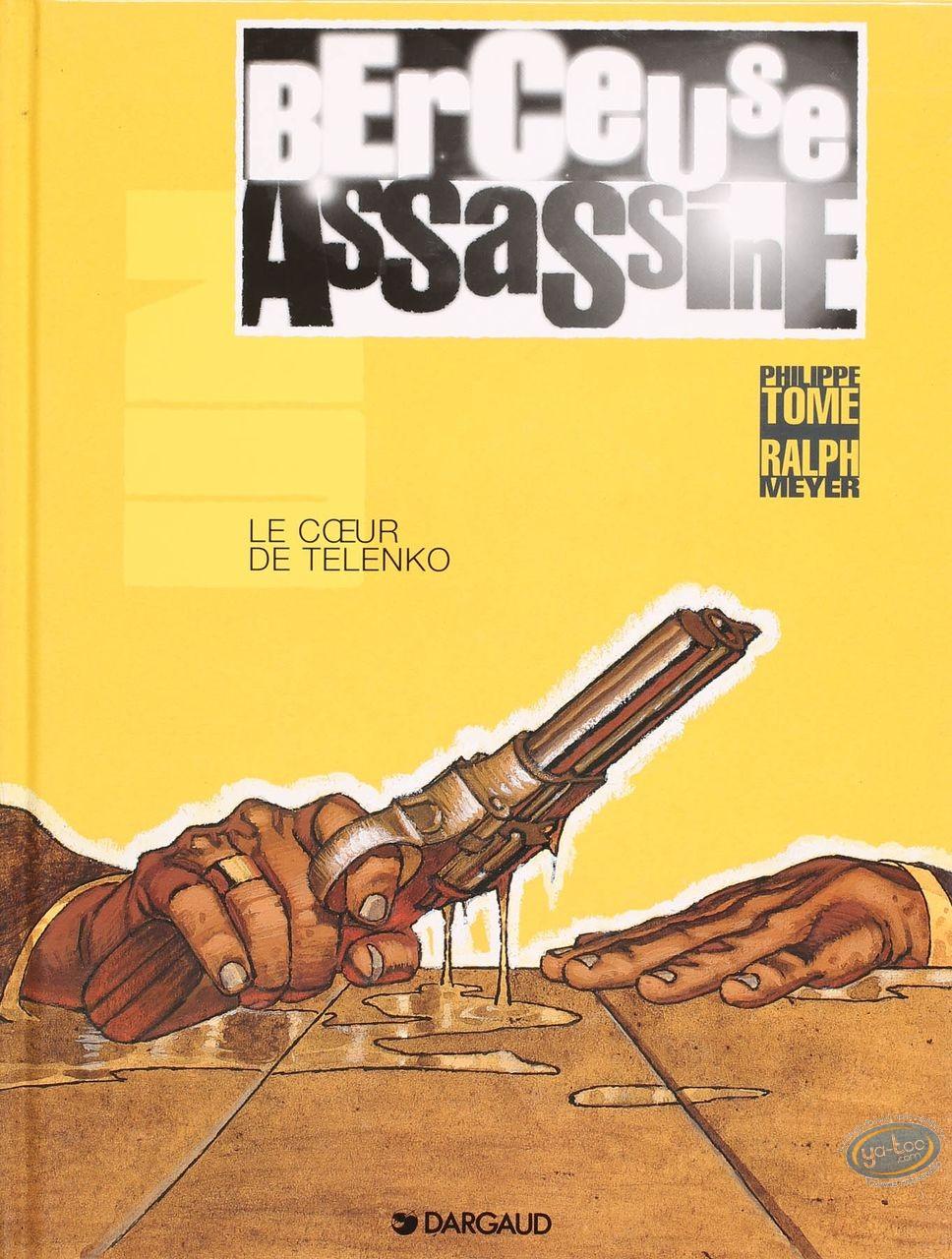 Listed European Comic Books, Berceuse Assassine : le Coeur de Telenko