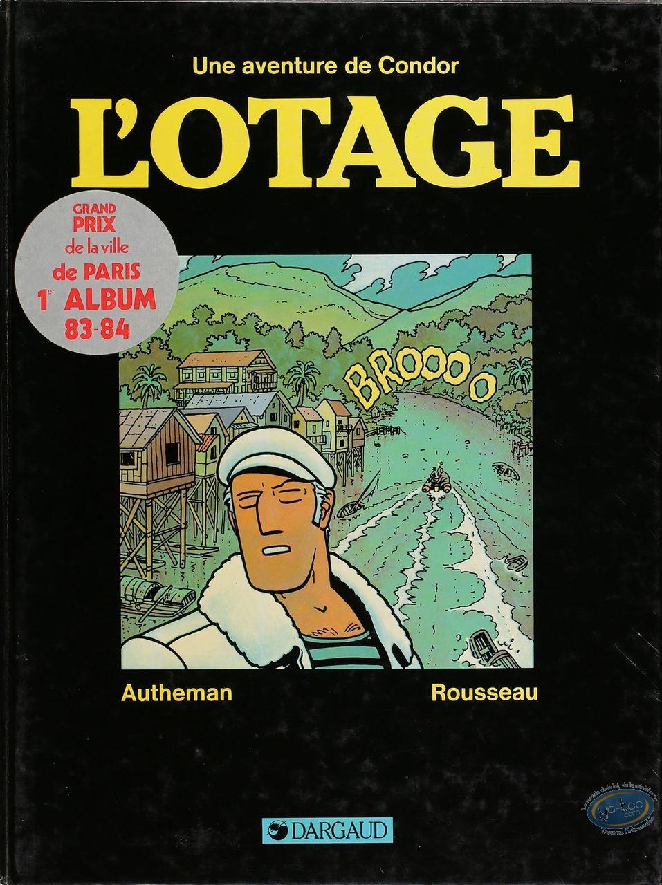 Listed European Comic Books, Condor : L'Otage (good condition)