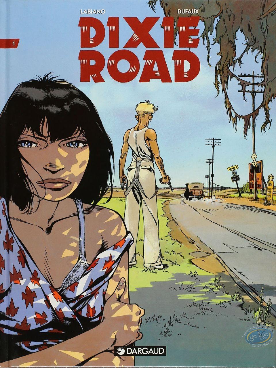 Listed European Comic Books, Dixie Road : Labiano, Dixie Road