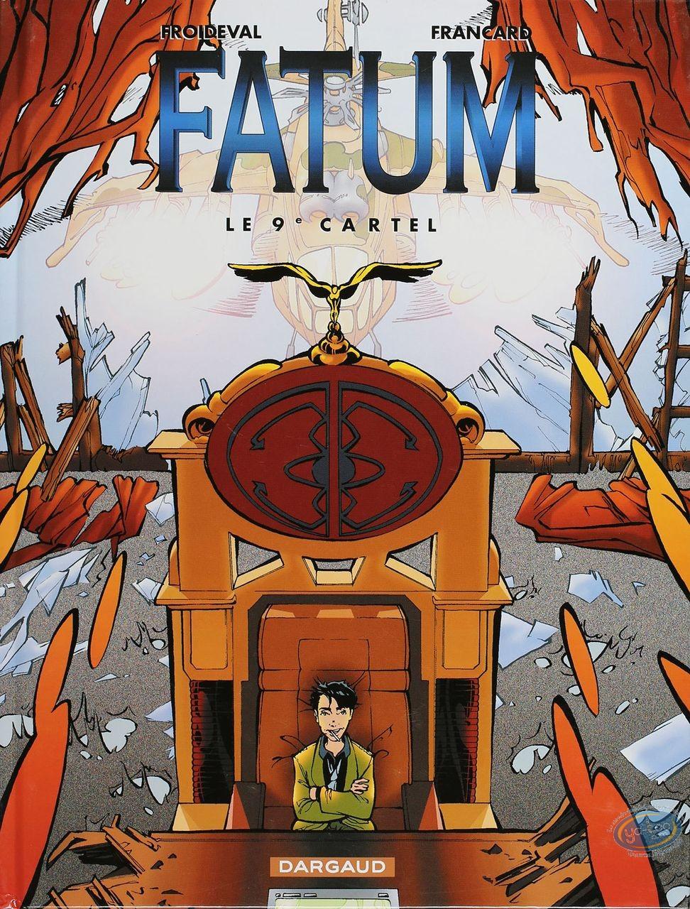 Listed European Comic Books, Fatum : Le 9eme Cartel (good condition)