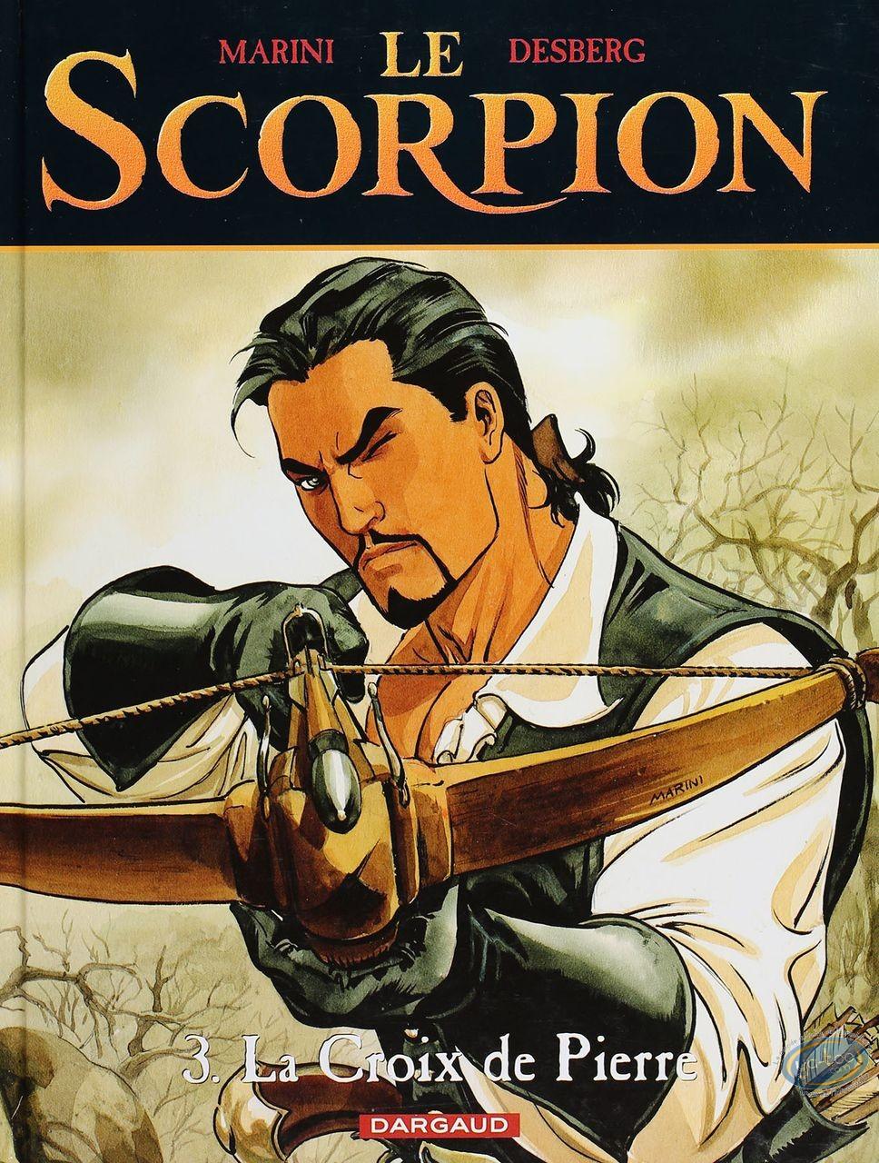 Listed European Comic Books, Scorpion (Le) : La Croix de Pierre