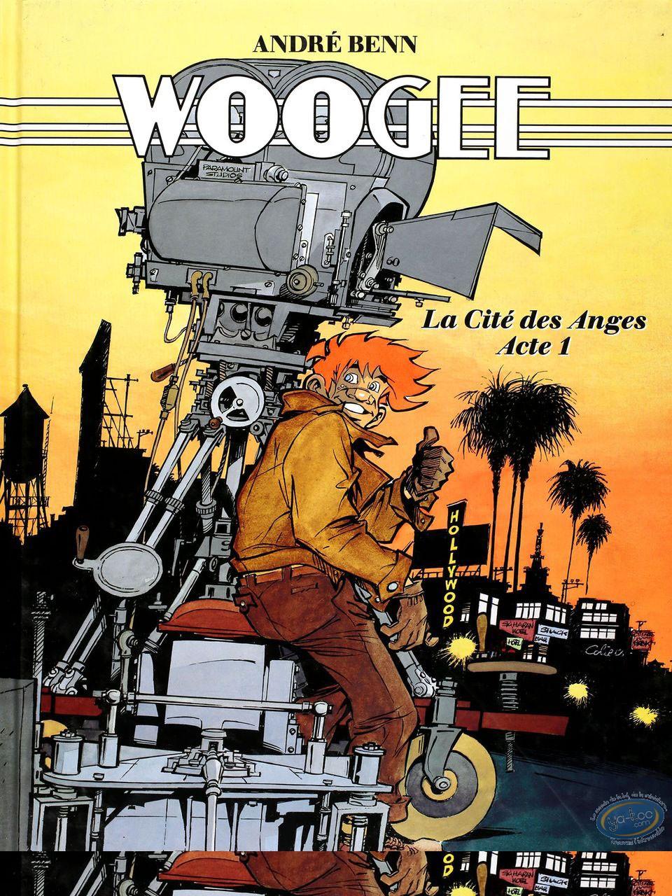Listed European Comic Books, Woogee : Woogee