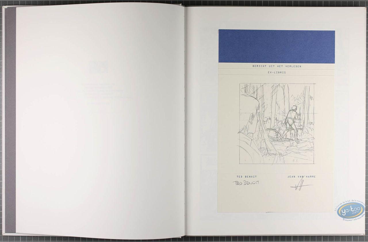 Limited First Edition, Blake and Mortimer : Bericht Uit Verleden (NL)