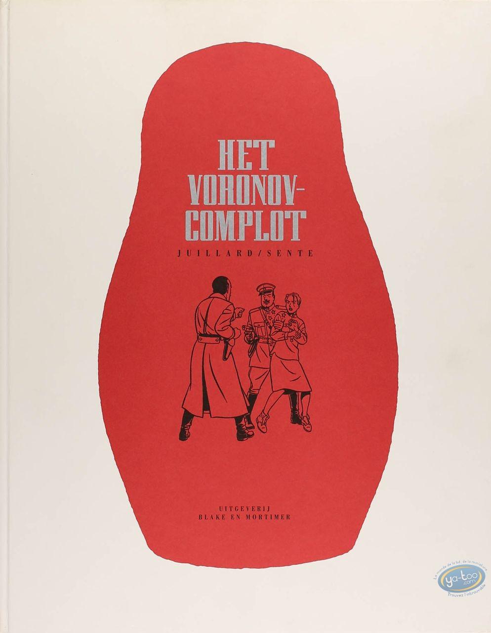 Limited First Edition, Blake and Mortimer : Het Voronov Complot (nl)