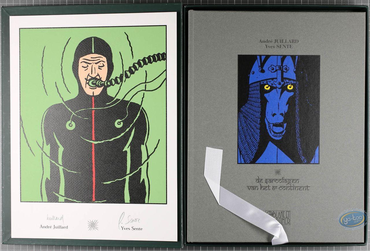 Limited First Edition, Blake and Mortimer : De Sarcofagen Van Het 6e Continent (nl)