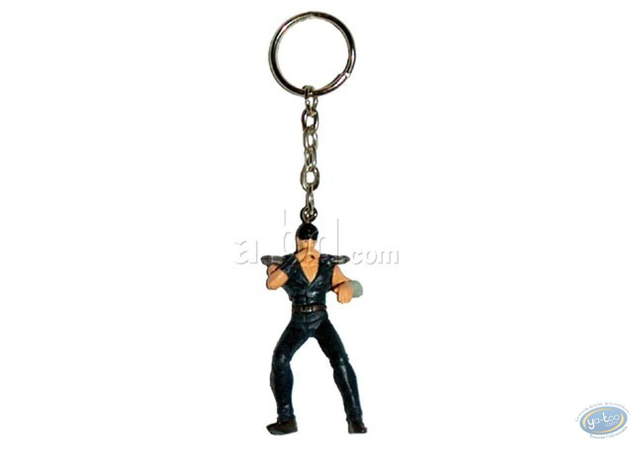 Keyring, Ken le Survivant : Key ring Hokuto no Ken : Ken