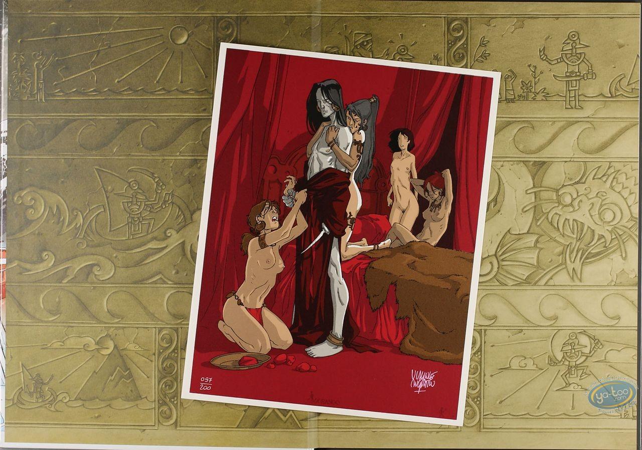 Listed European Comic Books, Alim the Tanner : Le Vent de l'Exil (+ bookplate)