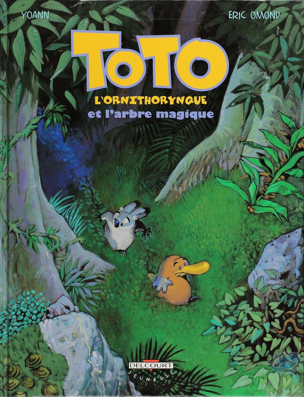 Listed European Comic Books, Toto l'Ornithorynque : Et l'Arbre Magique (very good condition)