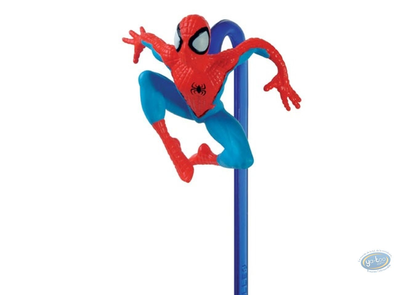 Office supply, Spiderman : 3D bookmark, Spiderman