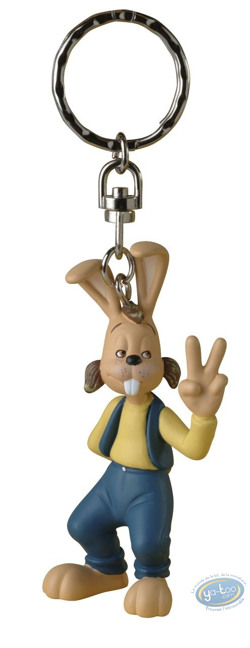 Plastic Figurine, Manège Enchanté (Le) : Key ring,The Magic Roundabout : Flappy