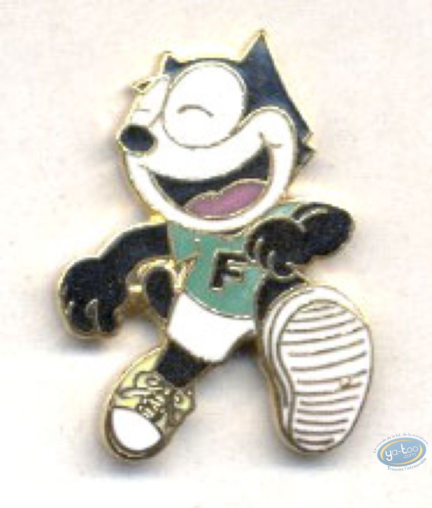 Pin's, Félix le Chat : Felix the Catlaughs