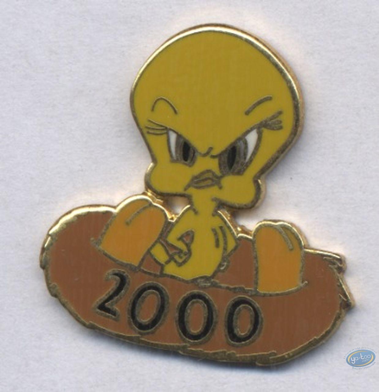 Pin's, Titi : Pin's, Tweety year 2000